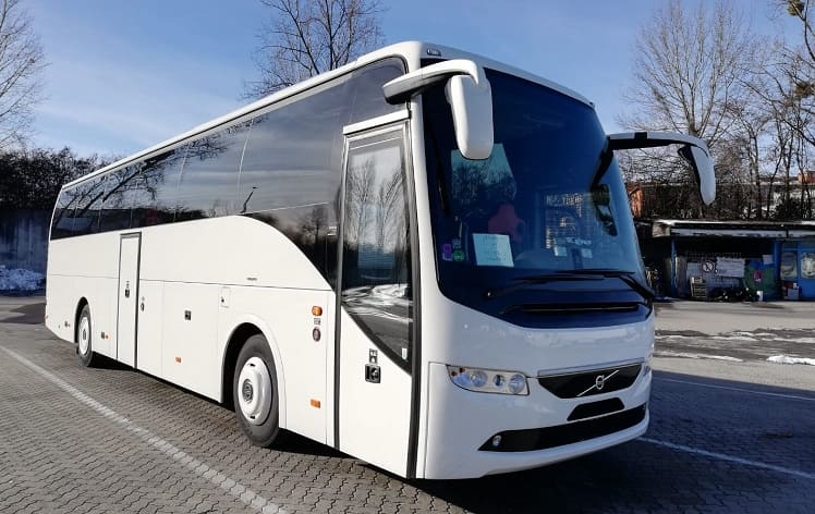 North Rhine-Westphalia: Bus rent in Datteln in Datteln and Germany