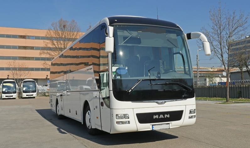 North Rhine-Westphalia: Buses operator in Dülmen in Dülmen and Germany