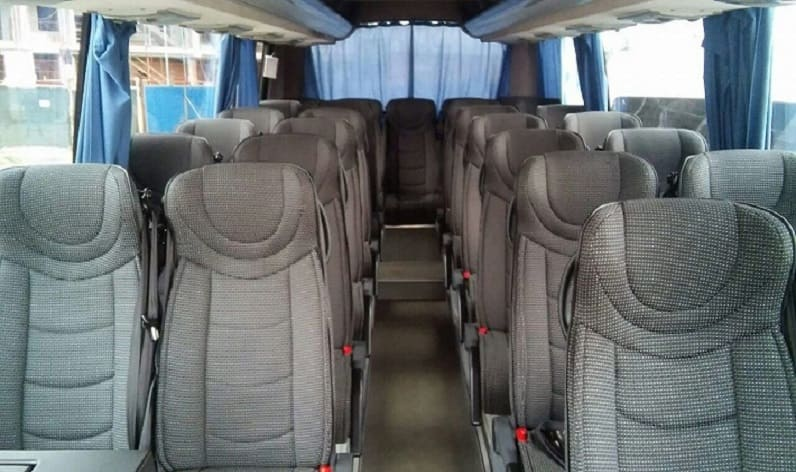 Germany: Coach hire in North Rhine-Westphalia in North Rhine-Westphalia and Dülmen