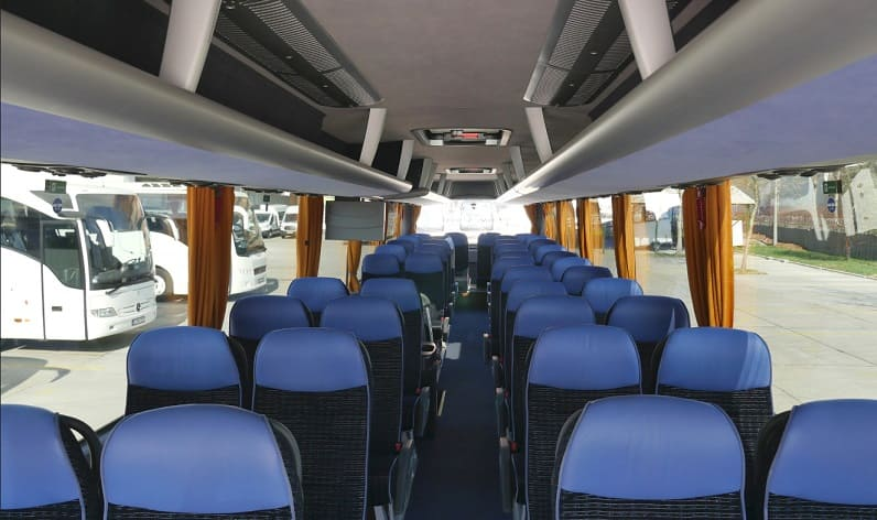 Germany: Coaches booking in North Rhine-Westphalia in North Rhine-Westphalia and Ahaus